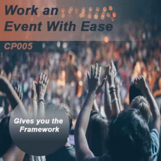 Work an Event with Ease (At the Event)