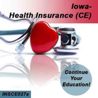 Iowa - Health Insurance (CE)